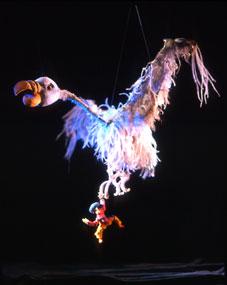 Sindbad bird