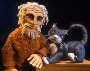 Tom and Cat