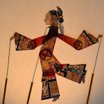 Chinese shaddow puppet 1
